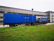 Second 2 Units of Containerized 1200kW Gensets Go to Russia