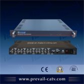 Catv 8 in 1 H.264 SD Encoder with IP output