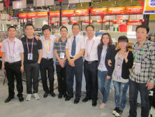 We have attended 111th Canton Fair