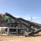1000TPH Mountain Stone Crushing Plant in Sri Lanka