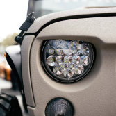 Jeep wrangle lights