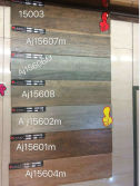 Best quality of wood look tiles with cheap price in foshan