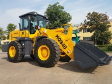 New appearance Strong wheel loader (HQ940) with Deutz engine