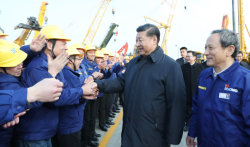 President Xi inspects XCMG