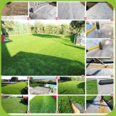 lanscaping artificial grass installation introduction