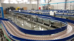 Hungary carbonated drink canning line