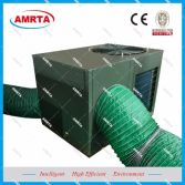Tent air conditioner units with wheels for army, disaster prevention organisations