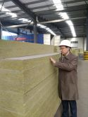 Strict quality checking and control for rockwool