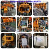 4-Double Speeds Electric Chain Hoist with Inverter