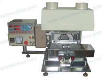 horizontal pins component CNC precision automatic soldering tinning machine(SS-RT01)