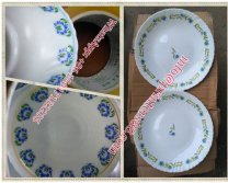 Four color dinnerware total transfer printing machine