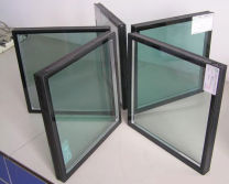 double Hollow Glass for window and door