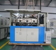 JS600C 10L AUTOMATIC BLOWING MOLD MACHINE