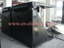 1.5ton Induction Furnace to Iran