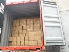Shipment to United States