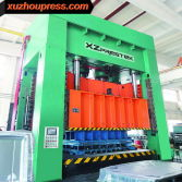 YD28F-Double Action Sheet Drawing Hydraulic Press