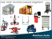 Garage Maintenance Equipment