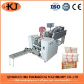 Automatic noodle sticks bundling and packing machine