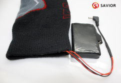 SHS-05 heating socks