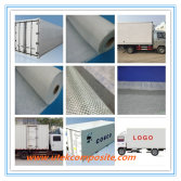 Fiberglass Raw Materials for Truck Bodies and Refrigerated Boxes.