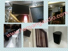 Hot Sale RM12 Single 12 Inch KTV Speaker