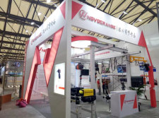 4-Novocrane European Electric Chain Hoist Exhibition