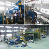 Stainless steel coil cold rolling and bright annealing line
