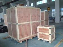 Loading for spare parts for silicon steel slitting line and cut to length line