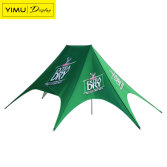 Double Pole Star Tent