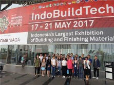 2017 Indonesia Jakarta International Building Materials Exhibition