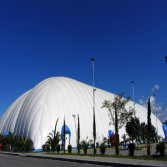air dome/air supported structure