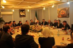 Fair In Iran and Meetting with their Secretary of Energy
