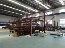 Manual production line
