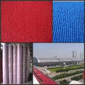 Exhibition carpet of our factory is used in Canton Fair.
