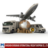 Air freight from China to Germany