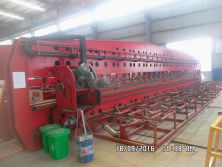Producing view of the tanker semi trailer workshop9