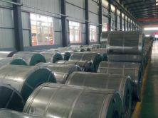 DX51D Galvanized Steel Sheet in Coils