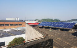 Double Storage Solar Energy System with CRRC Corporation Ltd..