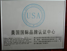 American Brand certification