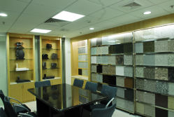 Showroom of our office