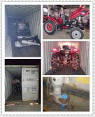 20th, Feb, 2017 45HP tractor delivery to Ethiopia