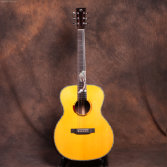 New Product 40 inch All Solid Custom Acoustic Guitar