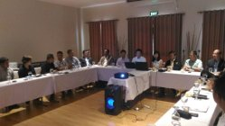Joho held demonstrate products meeting for Philippines' customer in July