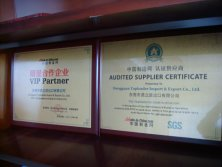 VIP Member and Audited Supplier on Made-in-China