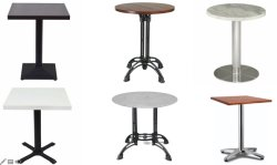 Hot sale restaurant tables