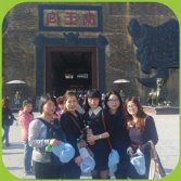 Travel to Hendian cinema city ZHE JIANG 2014
