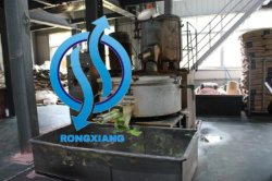 Producing House-Raw PVC material producing