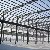 Customized china factory suppier Steel Structure Metal Workshop