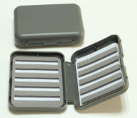 plastic fly box