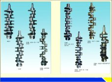 New arrival crankshaft